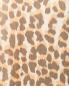 Платье из смешанного шелка с узором Rochas  –  Деталь