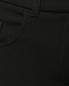 Узкие эластичные брюки с замком на щиколотке Moschino Boutique  –  Деталь