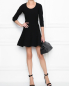 Платье-мини с коротким рукавом Moschino Boutique  –  МодельОбщийВид